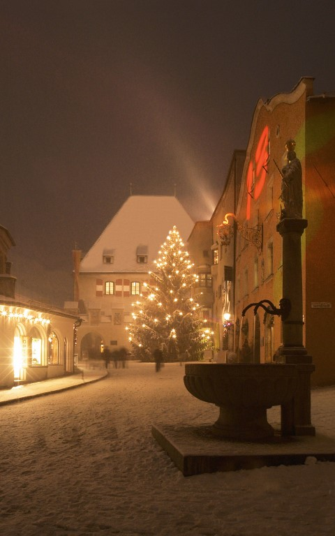 la neige - HALL in TIROL